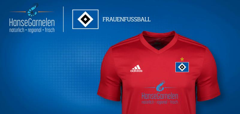 HanseGarnelen AG wird Partner der Fußball-Frauen des HSV