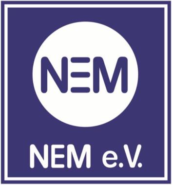 NEM Business-Tagung am 28.04.2021 in Mainz