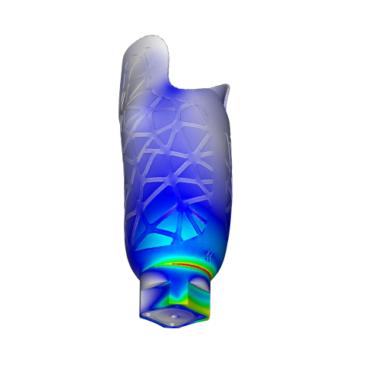 Prothesen in Zukunft individuell berechnen