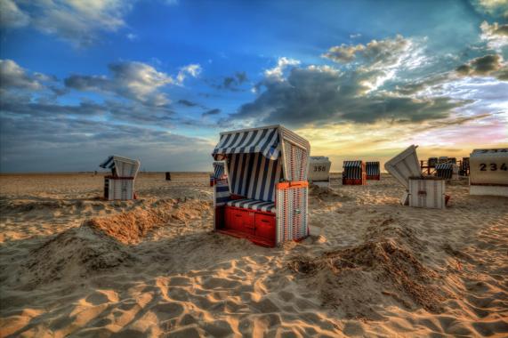 Duhnen/ Cuxhaven – ein Geschenk von Mutter Natur