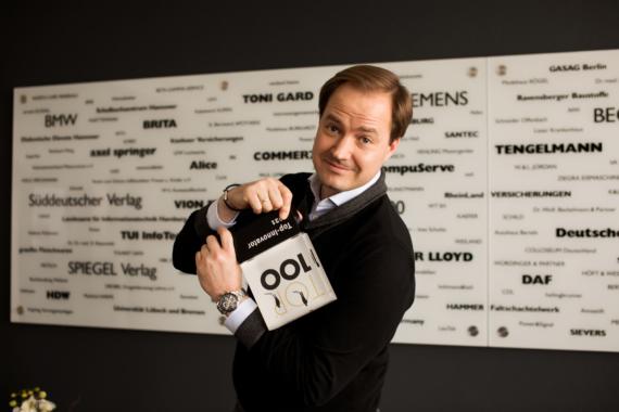 Jury belohnt die stetige Innovationskraft der hsp aus Hamburg