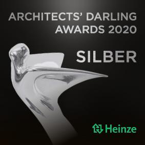 """GEZE Türtechnik mit dem Architects"""" Darling Award ausgezeichnet"""