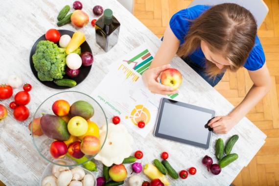 Helfen Ernährungsratgeber beim Abnehmen?