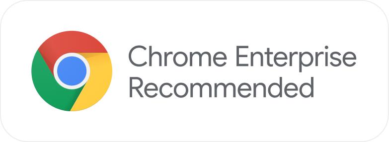 ezeep ist Chrome Enterprise recommended