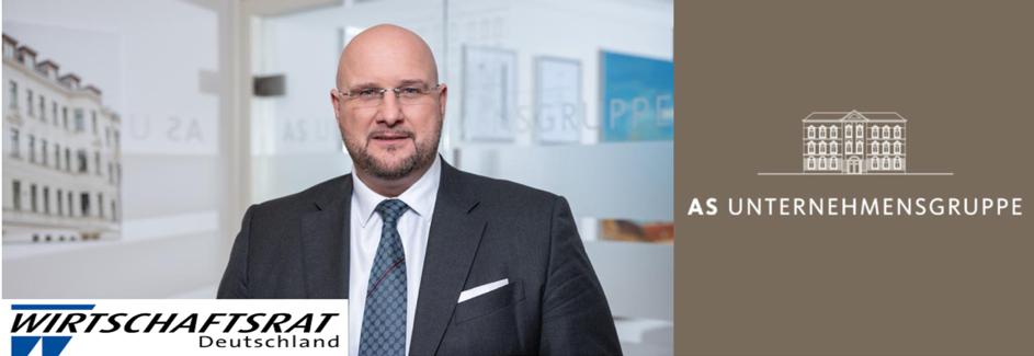 Andreas Schrobback in die Bundes-Baukommission berufen