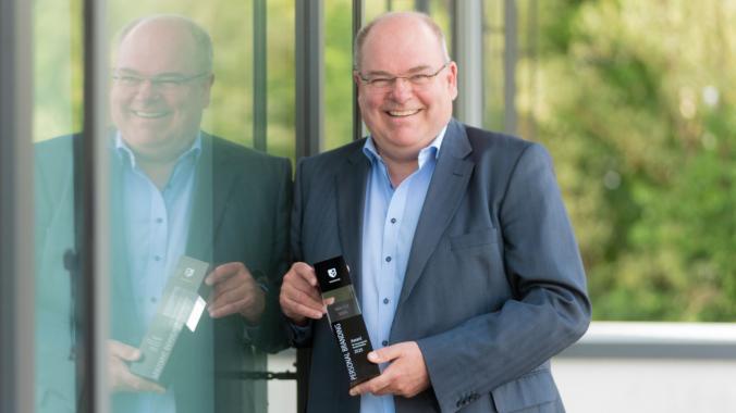 Ausgezeichnete Persönlichkeit – Walter Kohl erhält den Personal Brand Award