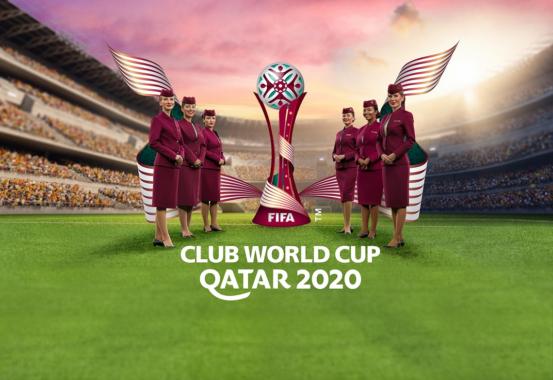 Qatar Airways begrüßt Weltklasse-Fußballmannschaften zur FIFA Klub-Weltmeisterschaft 2020TM in Katar