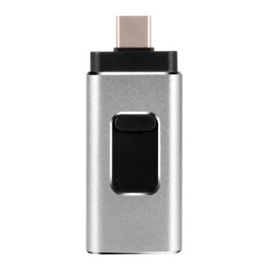 Neu bei Kronenberg24.de: USB Stick 4in1 für Smartphones, Tablet und PC