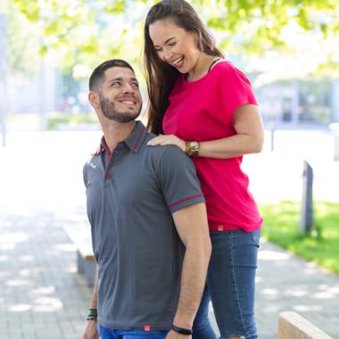 Sauber gekleidet für Business, Freizeit und Sport