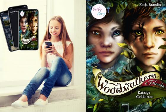 Woodwalkers and friends – katzige Gefährten / Der Bestseller als lively story