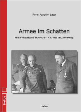 Neue Studie: Armee im Schatten – J.P. Lapp – Helios-Verlag